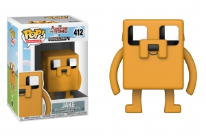 Pop! Television: Adventure Time Minecraft - Jake