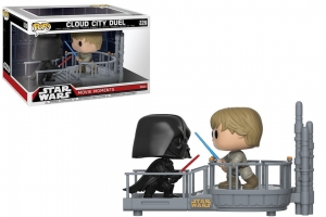 Funko POP! Star Wars: Movie Moments - Cloud City Duel