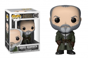 Pop! Television: Game of Thrones - Davos Seaworth