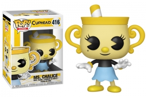 Pop Games: Cuphead - Ms Chalice