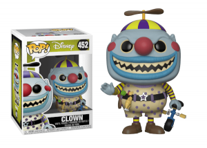 Pop Disney: Nightmare Before Christmas - Clown