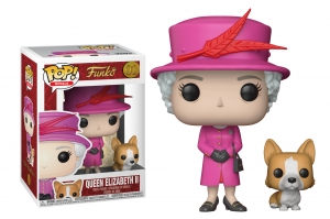 Pop! Royals: Queen Elizabeth