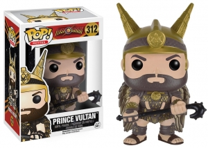 Prince Vultan Flash Gordon