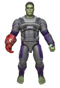Nano Gauntlet Hulk MARVEL Select