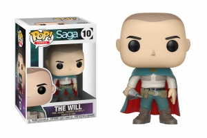 Pop! Comics: Saga - The Will