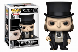 POP Heroes: Batman Returns- Penguin