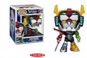 POP! TV: Voltron Legendary Defender - Voltron  6""