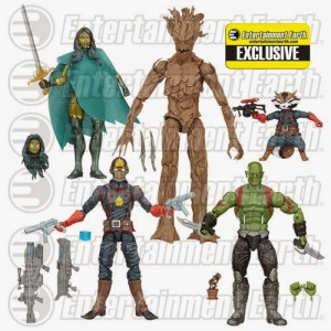 Guardians of the Galaxy Marvel Legends – EE Exclusive