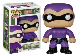 The Phantom-purple version POP Funko
