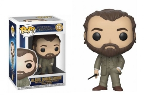 Pop Movies: Fantastic Beasts 2 - Albus Dumbledore POP! VINYL
