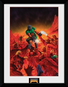 Doom: Classic Collector Print