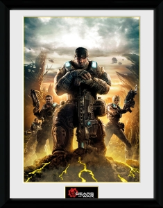 Gears of War 3: Collector Print