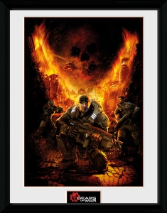 Gears of War: Collector Print