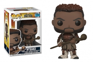 Pop! Marvel: Black Panther- M'Baku