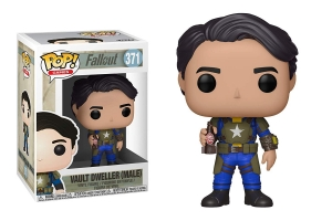 Funko POP! Games: Fallout - Vault Dweller Male