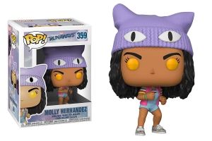 Funko Pop Marvel: Runaways - Molly Hernandez