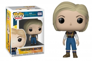 Pop! TV: Doctor Who - 13th Doctor