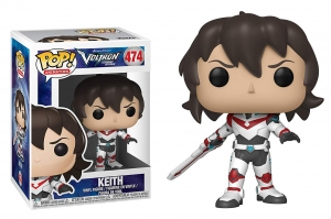 POP! TV: Voltron Legendary Defender -  Keith
