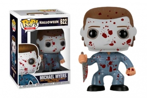 Pop! Movies: Halloween - Michael Myers blood splatter exclusive