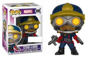 Pop! Marvel: Guardians of the Galaxy comic - Star Lord classic