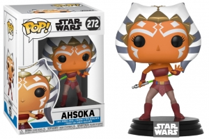 Pop! Star Wars: The Clone Wars - Ahsoka exclusive