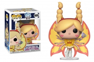 Funko Pop! Disney Star vs The Forces of Evil Butterfly Mode Star Exclusive
