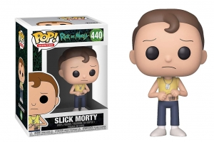 Pop! Animation: Rick and Morty -Slick Morty