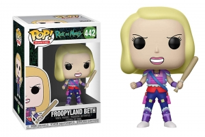 Pop! Animation: Rick and Morty -Froopyland Beth