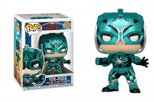 Pop Marvel: Captain Marvel - Yon-Rogg