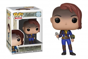 Funko Pop! Games: Fallout - Vault Dweller Female
