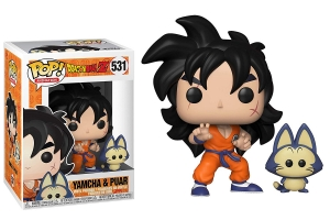 Funko Pop! & Buddy: Dragon Ball Z - Yamcha & Puar
