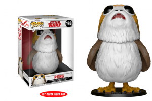 Pop! Star Wars: The Last Jedi - Porg  10 cali exclusive