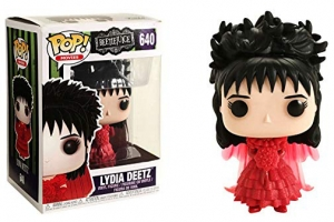 Funko POP! Movies: Beetlejuice - Lydia in wedding dress exclusive