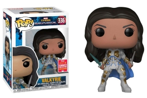 Funko Pop! Marvel  Thor Ragnarok Valkyrie  2018 Summer Convention Exclusive