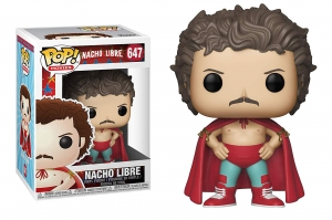 Funko Pop Movies: Nacho Libre - Nacho