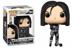 Pop Movies: Alita: Battle Angel - Alita (Motorball Body)