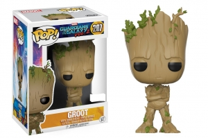 POP! Bobble: Marvel: Guardians O/T Galaxy 2: Teenage Groot