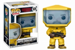 Pop! Television: Stranger Things - Hopper in biohazard suit