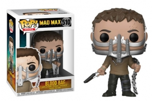 POP! Movies Mad Max: Fury Road - Max with Cage Mask exclusive