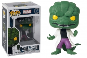 Funko POP! Marvel The Lizard exclusive