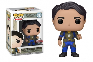 Funko POP! Fallout Vault Dweller w/ Mentats exclusive