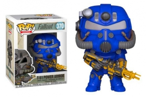 Funko POP! Fallout T-51 Power armor Vault Tec exclusive
