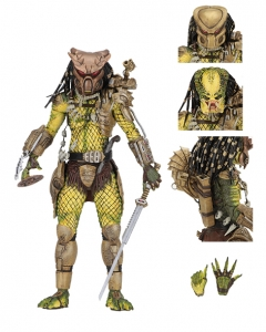 "Predator 2 – 7"" Scale Action Figure – Ultimate Elder: The Golden Angel"