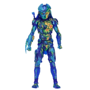 NECA Thermal Vision Fugitive Predator Action Figure