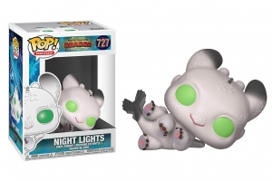 Funko Pop! Movies: How to Train Your Dragon 3 - Night Lights Stephanie