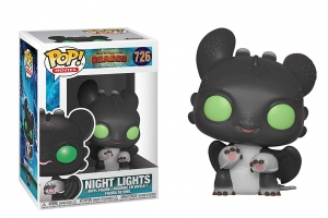 Funko Pop! Movies: How to Train Your Dragon 3 - Night Lights Allison