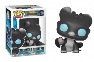 Funko Pop! Movies: How to Train Your Dragon 3 - Night Lights Sherece