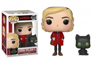 Pop! TV: The Chilling Adventures of Sabrina - Sabrina with Salem