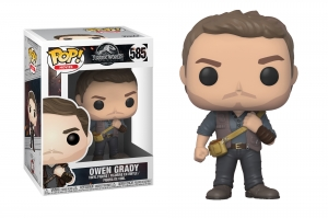 Pop! Movies: Jurassic World: Fallen Kingdom - Owen Grady POP!