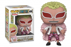 Funko Pop Animation: One Piece - Donquixote Doflamingo